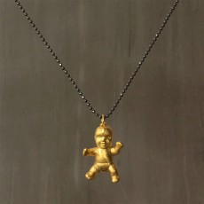 BABY CHARM NECKLACE