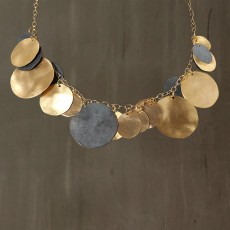 ROUNDELS NECKLACE