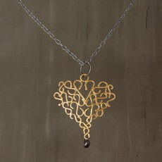 SWEETHEART PENDANT NECKLACE