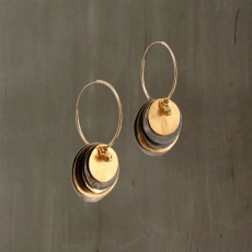 ROUNDELS EARRINGS